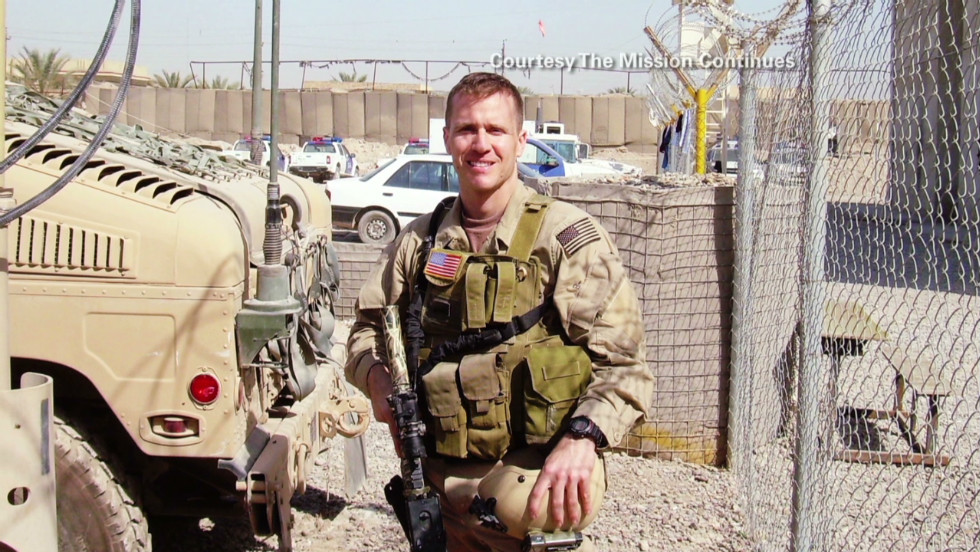 Navy SEAL starts program to help vets return to civilian life