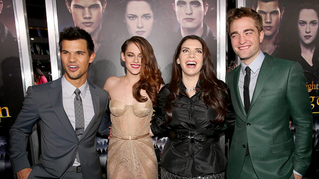 'Twilight' cast says goodbye to saga