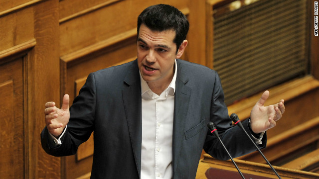 Tsipras: Austerity killing Greece