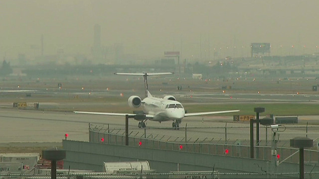 Europe's aviation carbon tax on hold