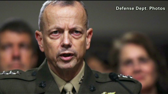 Gen. Allen caught in Petraeus probe