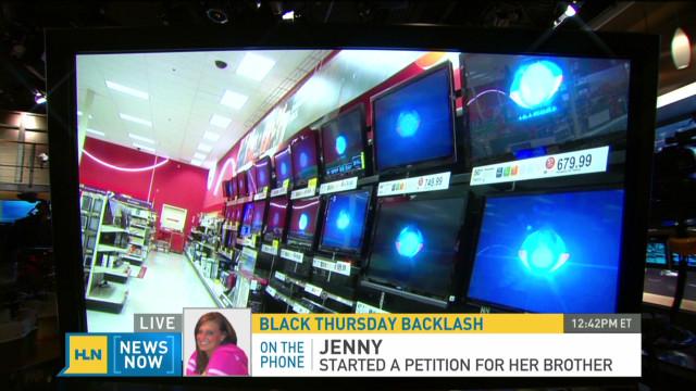 Target worker's sister fights back