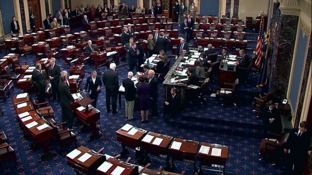 Congress approaches fiscal cliff