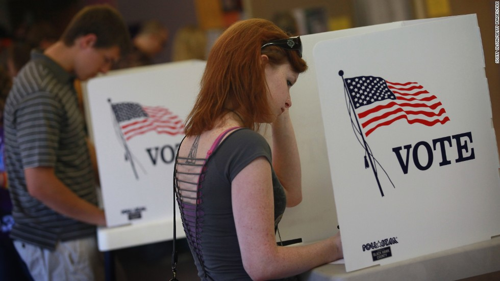 Are millennial voters rejecting labels?
