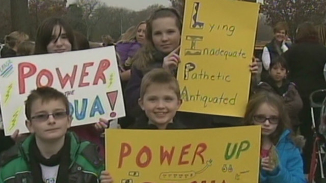 Outrage at LIPA for Sandy response