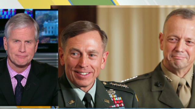 Gen. Allen's place in perplexing scandal