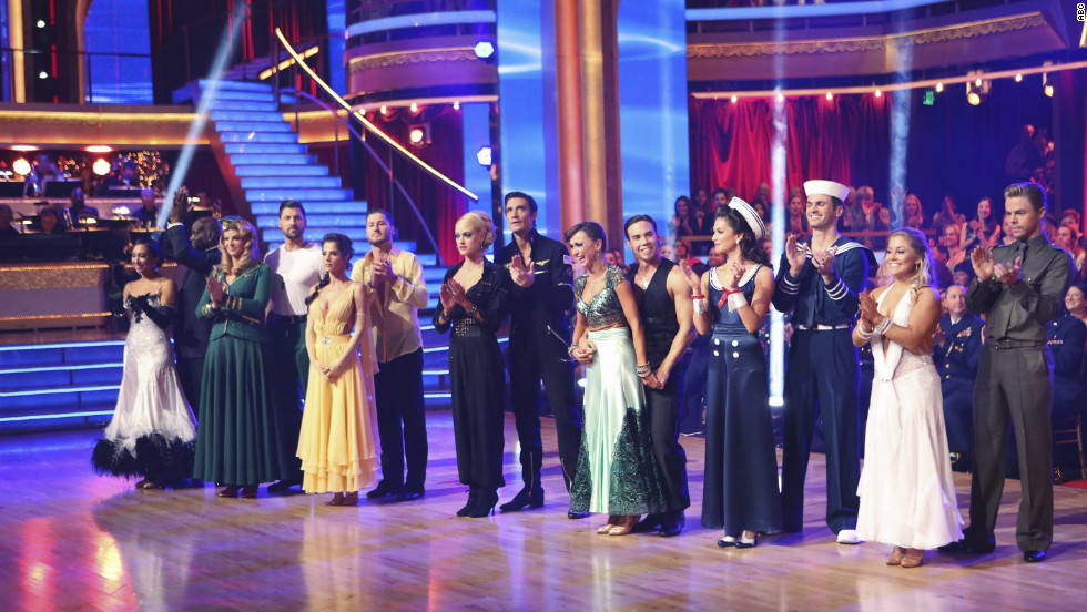 "Since 2005, ABC's ""Dancing with the Stars"" has awarded the best celebrity ballroom dancer of the season with a mirror ball trophy. Kelly Monaco, Drew Lachey and J.R. Martinez are among the winners. <a href=""http://marquee.blogs.cnn.com/2012/11/28/and-the-dwts-all-stars-champion-is/"" target=""_blank"">Melissa Rycroft</a> won the latest season, where she faced off with former contestants on ""DWTS: All-Stars."""