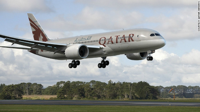 Qatar will be the first Middle East airline to fly the Dreamliner. Even the company's testy CEO can't hide his delight.