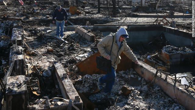 Meeks: Put aside politics for Sandy aid