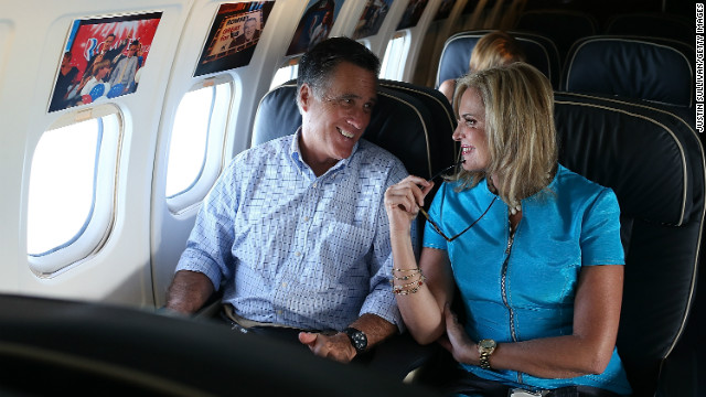 "Mitt Romney likely sees benefits for regular folk as ""gifts,"" but tax breaks for those like him and wife  Ann aren't, the writer says."