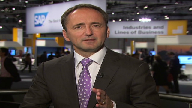SAP's Snabe: No need for 'Grexit' plans
