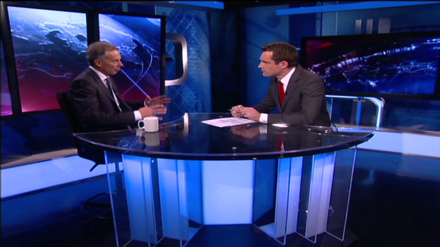Blair: 'Israel will retaliate'