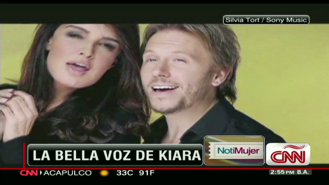 cnnee notimujer singer kiara interview _00004110