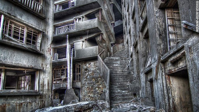 Hashima Island's real history is darker than any movie.
