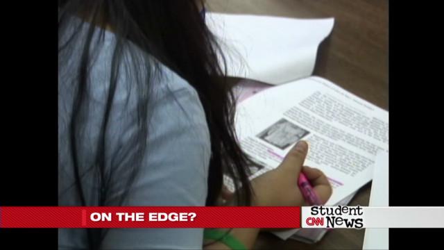 CNN Student News - 11/16/12