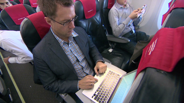 The rise of in-flight Wi-Fi