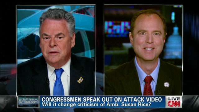 Lawmakers' take on Benghazi footage