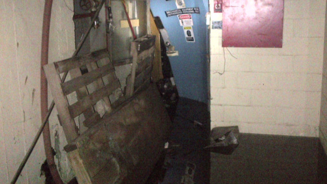 Tour gives inside look at Sandy damage