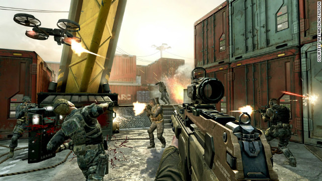 """Call of Duty: Black Ops II"" will have gamers glued to their controllers for many nights to come."