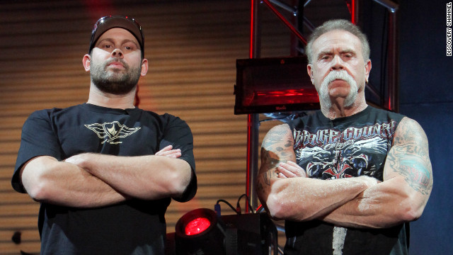 "The Teutuls' docusoap ""American Chopper"" was one of the first family-based reality programs."