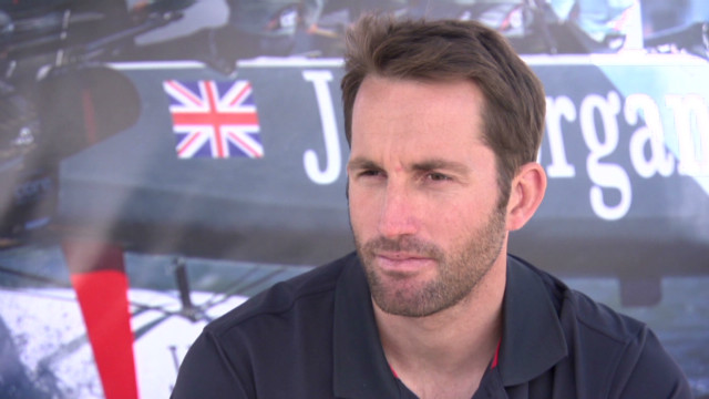 Top Olympic sailor embraces new venture