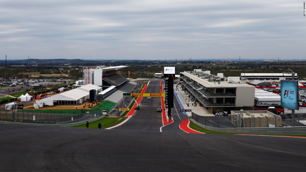 Austin's purpose-built Circuit of the Americas is hoping to reignite the United States' passion for Formula One after a history of failed attempts in recent years.