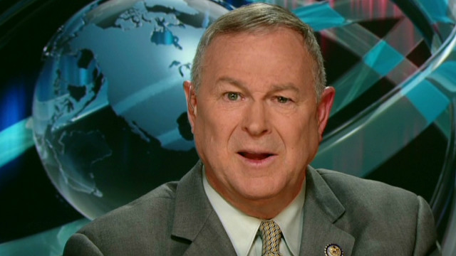 Rep. Dana Rohrabacher has worked toward marijuana legalization.