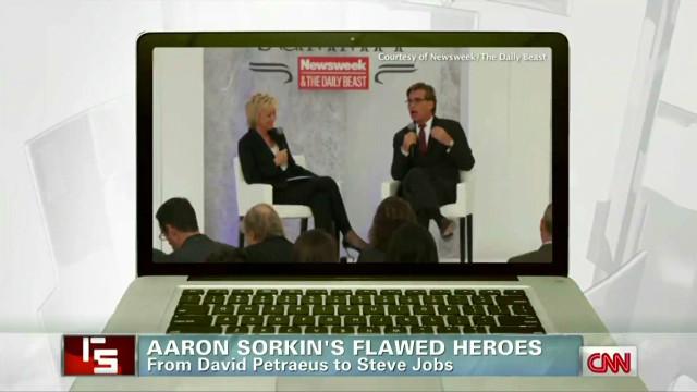 Aaron Sorkin's flawed heroes