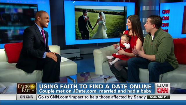 The lost art of offline dating   CNN com CNN com Using faith to find a date