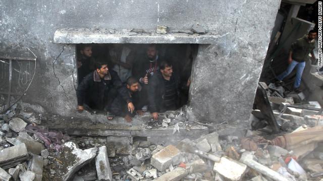 PLO: They are killing civilians