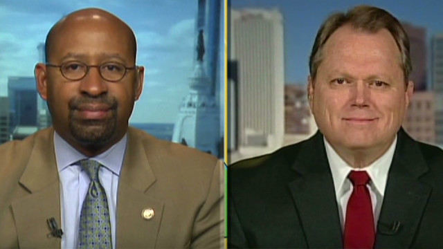 Mayors urge fiscal cliff compromise
