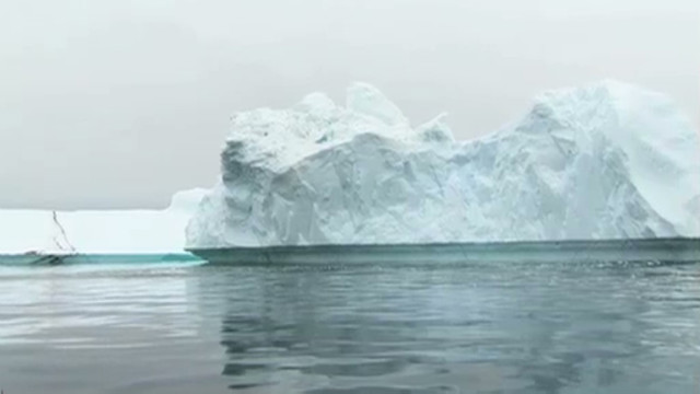 Going Green: Secrets in the Ice