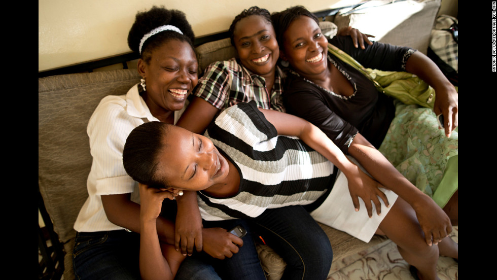 """""""Women who say they were once broken now believe they have the right to life and believe they can be happy,"""" Bolfo said. """"The smiles and laughter were proof enough."""""""