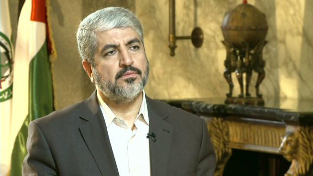 Exclusive: Hamas' political leader