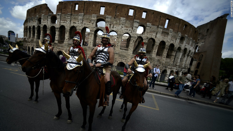 If you want to pay parking bills like the Romans do, you need to cough up $718 every month.