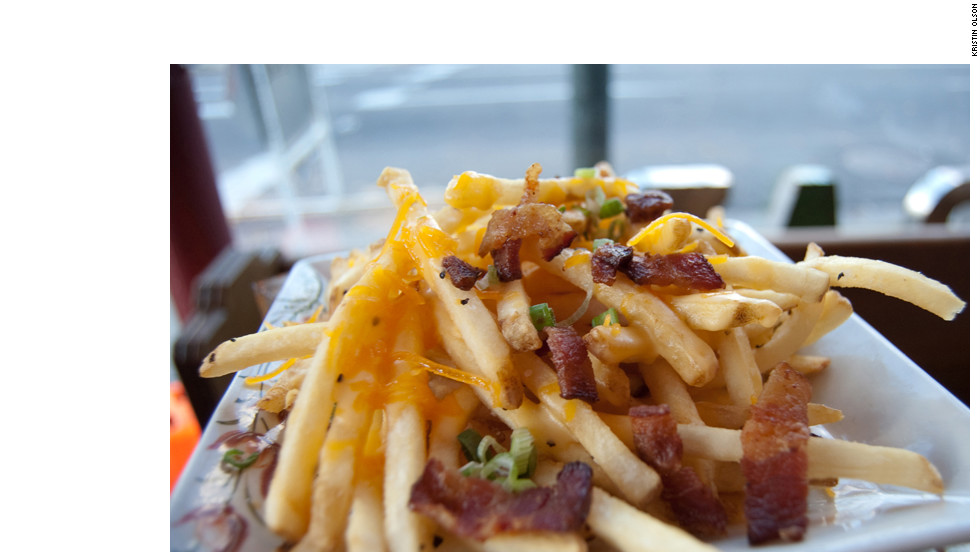 The fries at this Uptown neighborhood gastropub are consistently voted Denver's best.