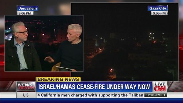 Mideast cease-fire begins