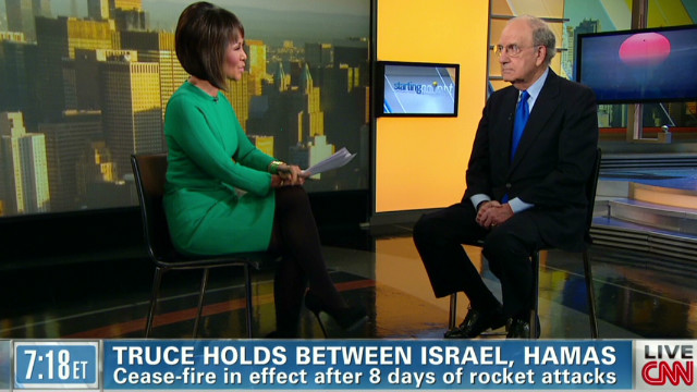 Truce holds between Israel, Hamas