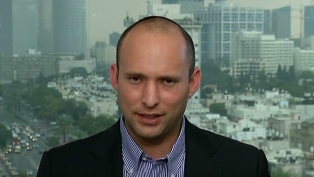 Bennett: Hamas must be 'dismantled'