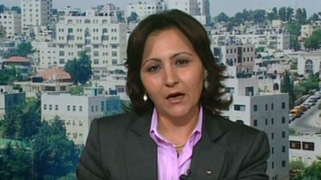 Odeh: Palestinian state 'overdue step'