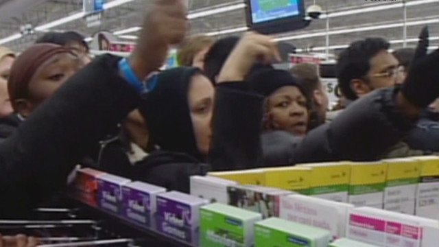 When Black Friday goes bad