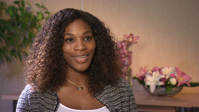 Serena Williams' rise to greatness