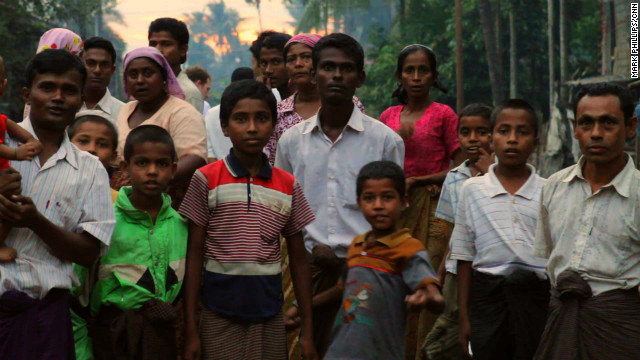 Myanmar's minorities fight for survival