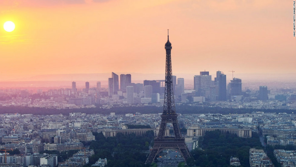 Even the more adventurous traveler has to admit that Paris can be romantic.