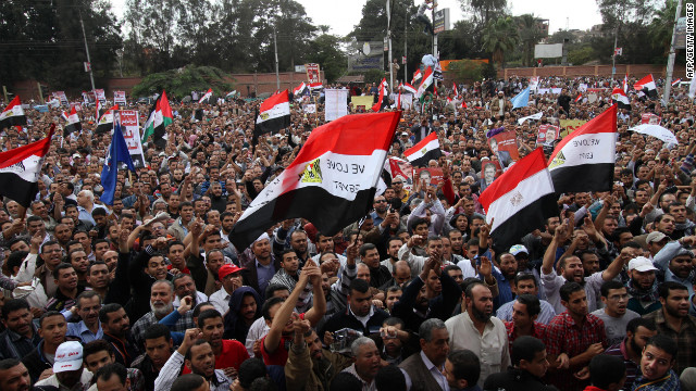U.S. raises concerns about Egypt