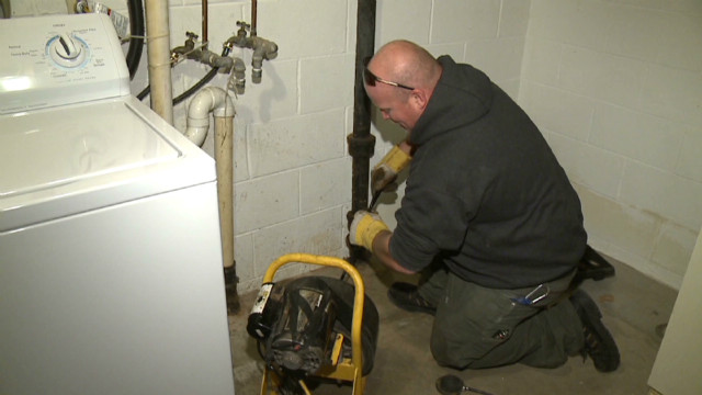 For plumbers, it's 'Brown Friday'