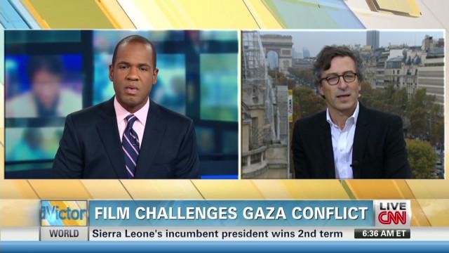 Film challenges Gaza conflict