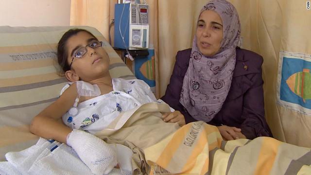 Children of Israel-Hamas conflict