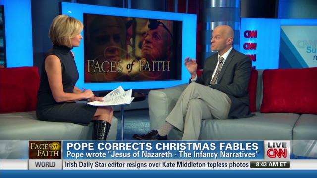 Debating Christmas legend