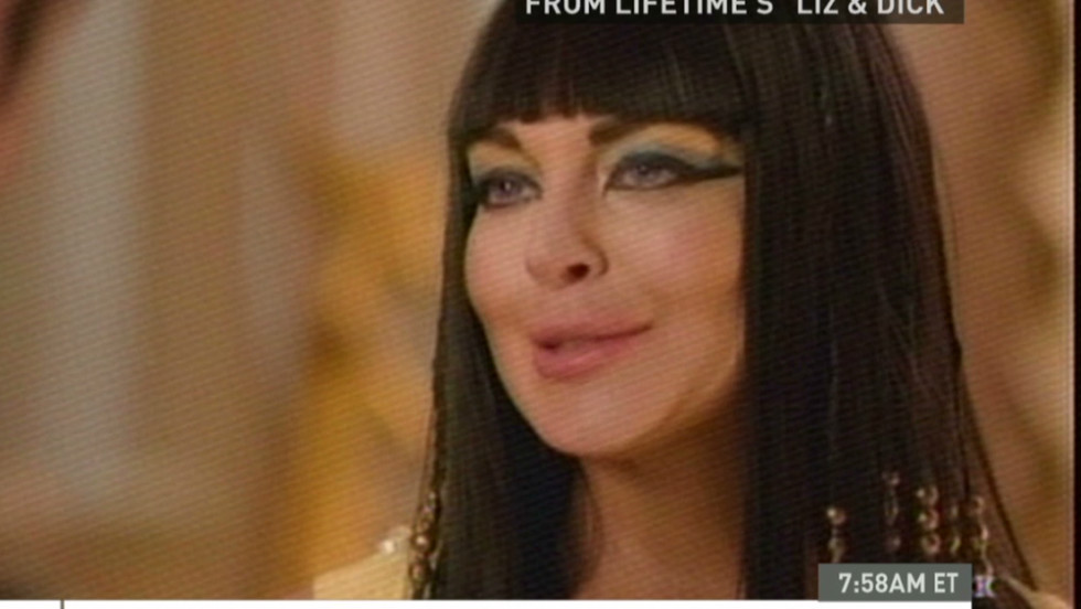 "O, LiLo! Lindsay Lohan's rough year included arrests, antics and ""Liz & Dick,"" a widely roasted TV movie in which she plays Elizabeth Taylor. Comparisons to the legendary La Liz were unflattering."